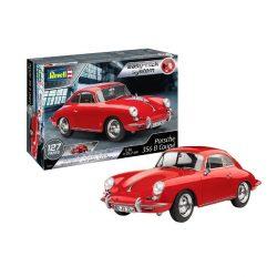 Porsche 356 Coupe autómakett