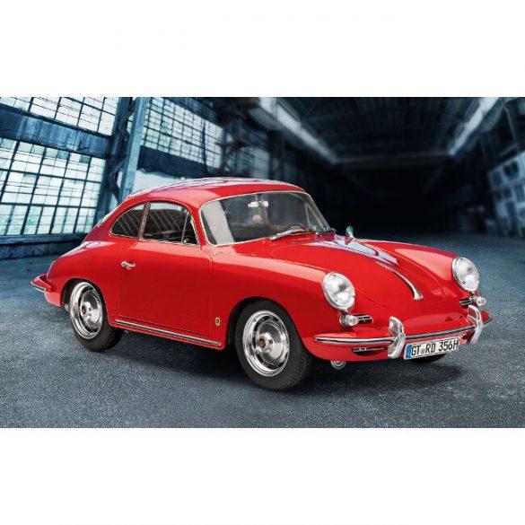 Porsche 356 Coupe car mock-up