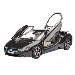 BMW i8 car mock-up
