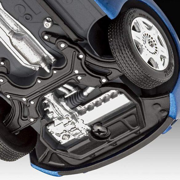 Mercedes AMG GT car mock-up