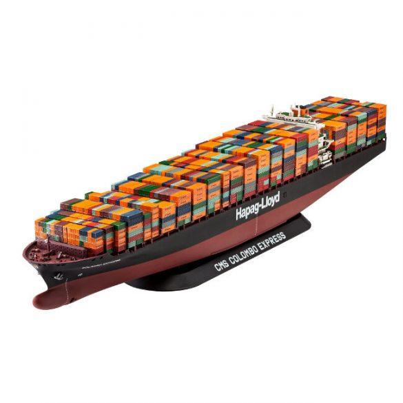 Cargo Ship Mock-up