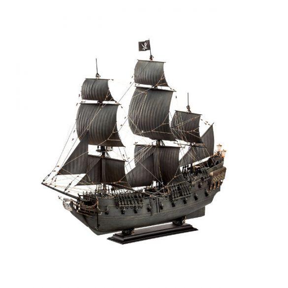 Black Pearl Ship Mock-up