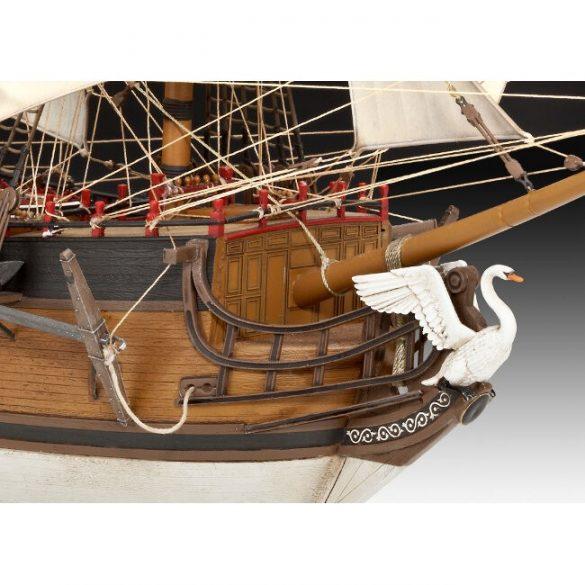 Pirate Ship kalózhajó makett