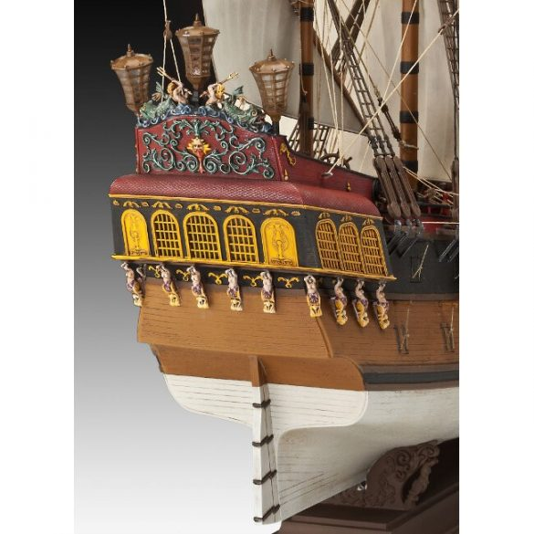Pirate Ship Mock-up
