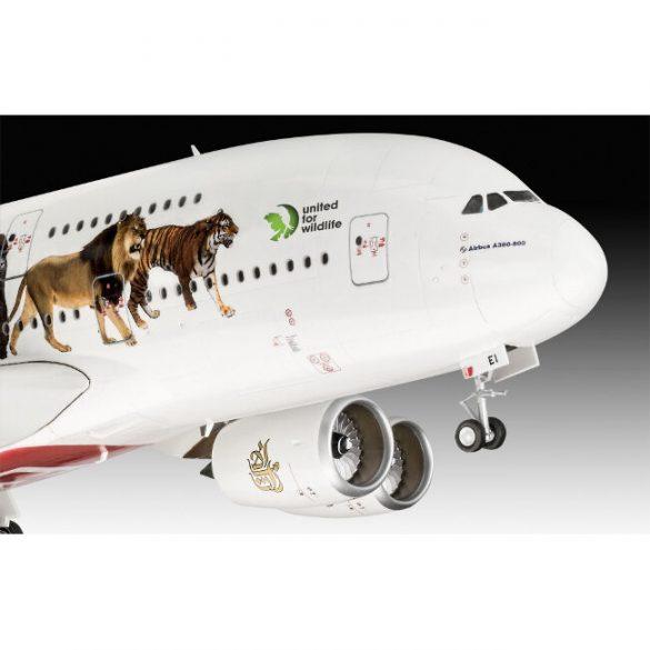 Airbus A380  repülőmakett