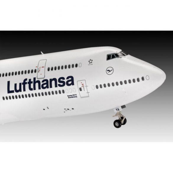 Boeing 747-8 Lufthansa New Livery repülőmakett