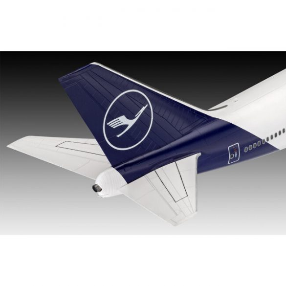 Boeing 747-8 Lufthansa New Livery flight mock-up