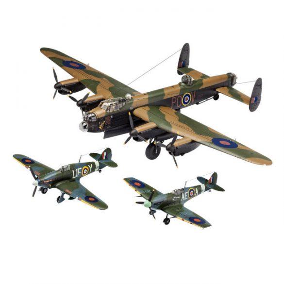 Fight Mock-up - 100 Years RAF: Gift Set Flying Legends