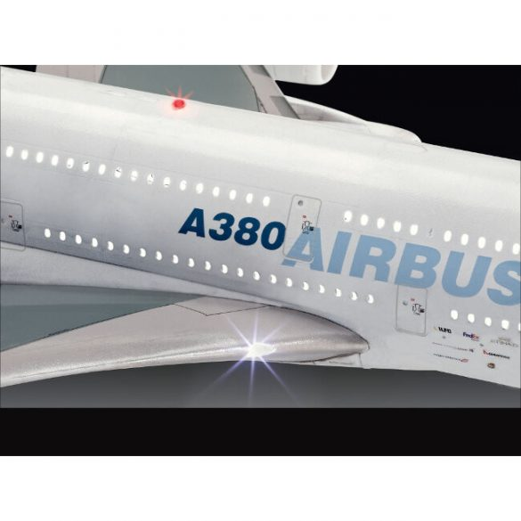 Revell Airbus A380-800 repülőmakett