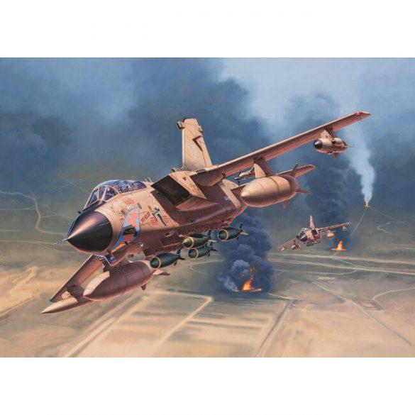 Tornado GR Mk. 1 RAF öbölháború repülőmakett